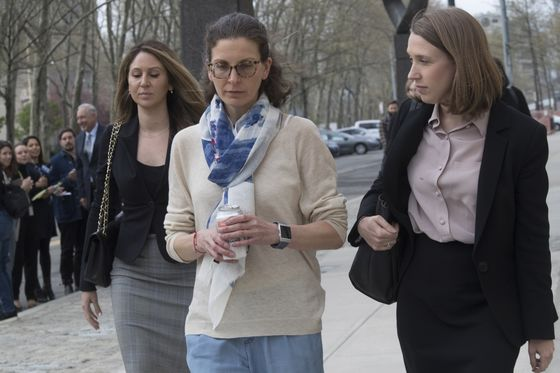 Seagram Heiress Pleads Guilty in Sex-Cult Case, Reuters Reports