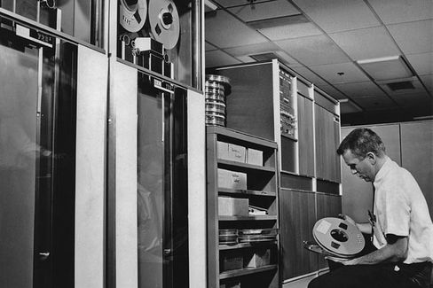 Revealed: The 1962 CIA Paper That Predicts the Big Deal With Big Data