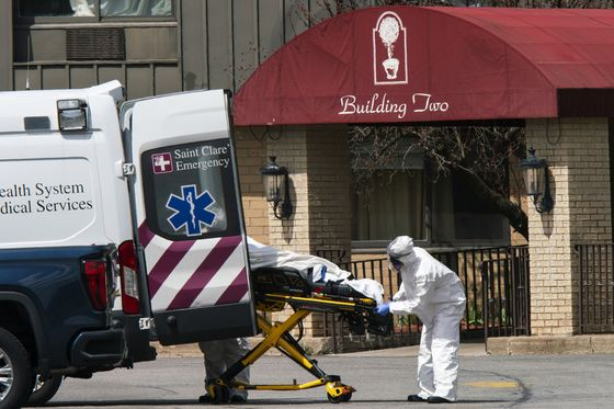 Nursing Homes' Unclear Death Toll Has States Testing Corpses