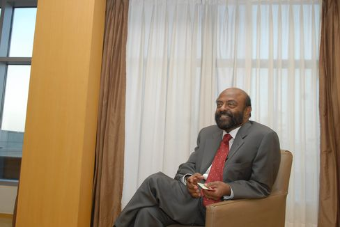 Profile Shoot Of Founder And Chairman Of HCL Shiv Nadar