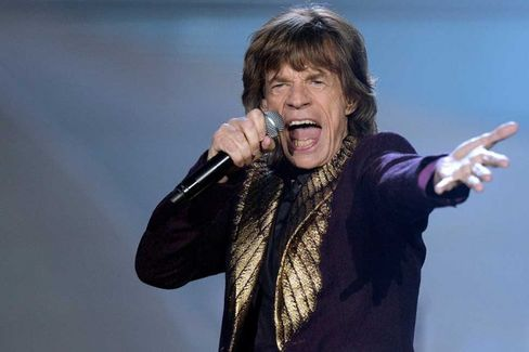 Mick Jagger Gets Antiquities Protection for Old Stones in Rome