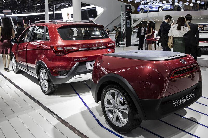 Το μυστικό όπλο της Κίνας στον αγώνα των ηλεκτρικών αυτοκινήτων