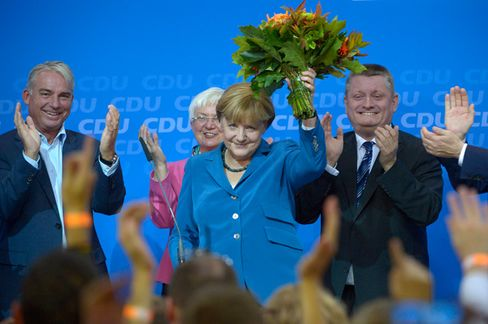 Merkel Has a Mandate. But What's Her Vision?