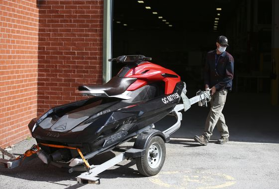 Quebec EV Company Wants to Turn Powersports Into a Quiet Ride