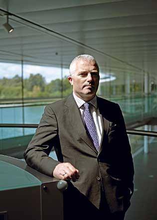 McLaren Applied Technologies head McGrath