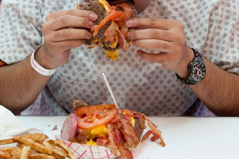 The 'Heart Attack Grill' Experience