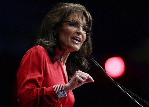 Former Gov. of Alaska Sarah Palin