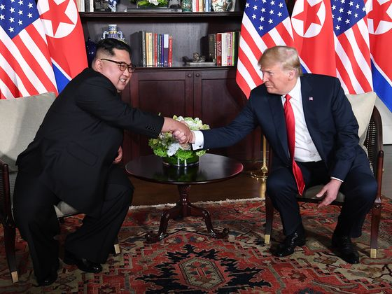 Trump, Kim Map Uncertain Path Forward for Promise of Korea Peace