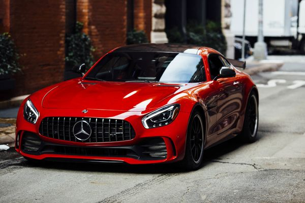 The GT R Is The Top Of The Mercedes AMG GT Line.