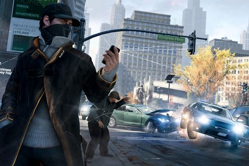 Delay Keeps Watch Dogs out of Grand Theft Auto's Shadow