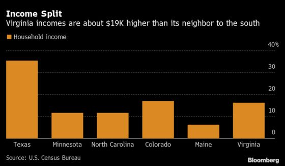 Inside the Economies of Some of Super Tuesday's Biggest Prizes