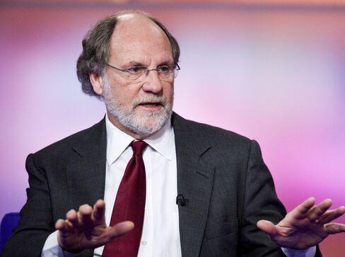 Former MF Global Holdings CEO Jon Corzine