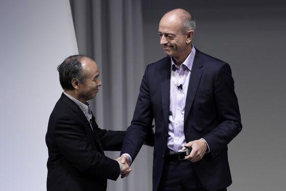 SoftBank's Top 8 Executives Made $64 Million After Record Profits