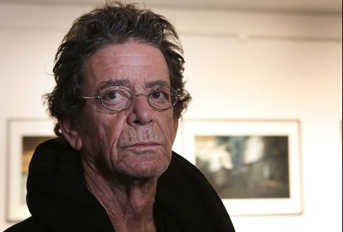 Rock Legend Lou Reed