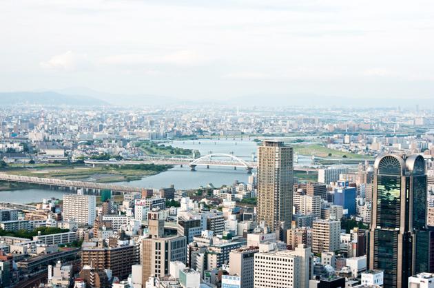 No. 3: Osaka, Japan