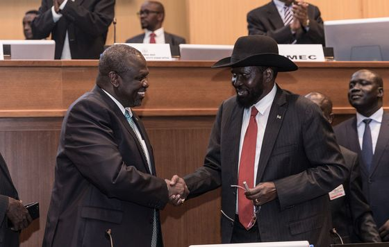 Oil Industry Revival in South Sudan Hinges on Fragile Peace Pact