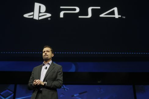Sony Unveils PlayStation 4 in Bid to Revive Game-Console Sales