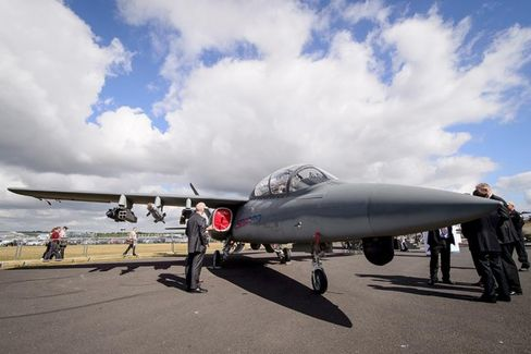 Need a Military Jet on Budget? Try the Textron Scorpion for $20 Million