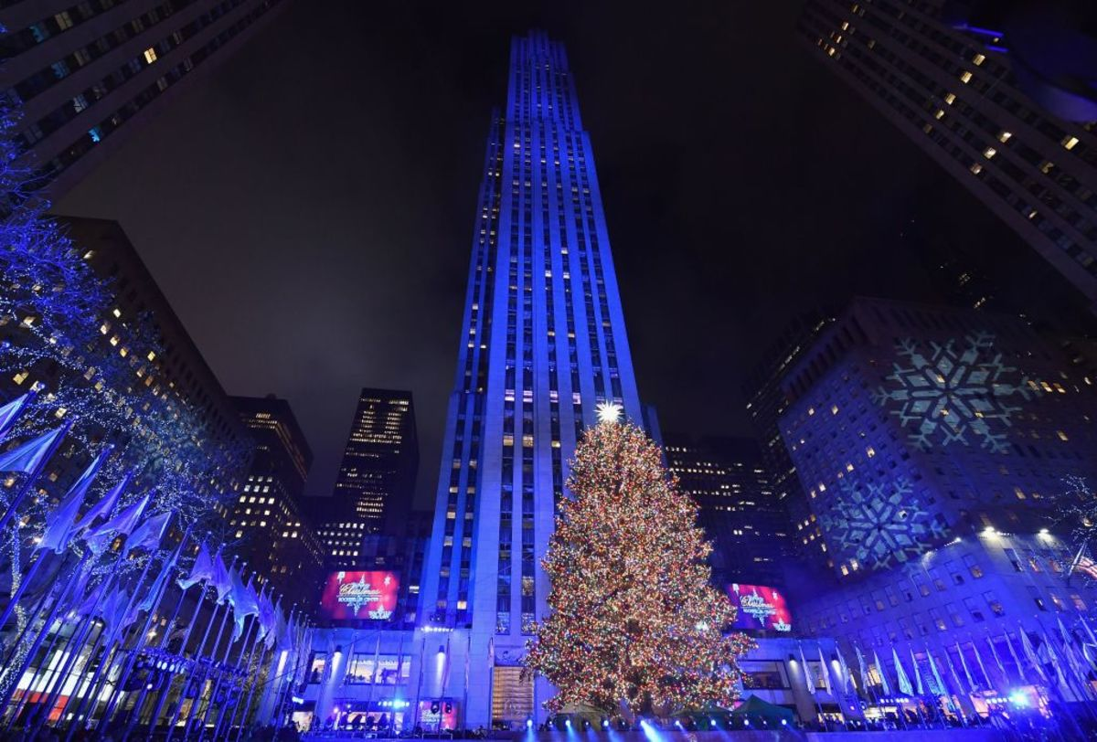 Christmas Was Invented in New York
