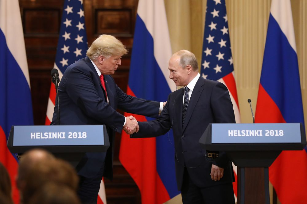 Putin Says Meeting With Trump Possible at G-20 in Japan in June