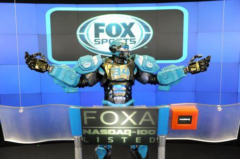 21st Century Fox Inc. Rings Nasdaq Opening Bell