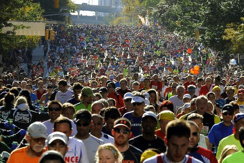 New York City Marathon to Be Run as Scheduled, Mayor Says