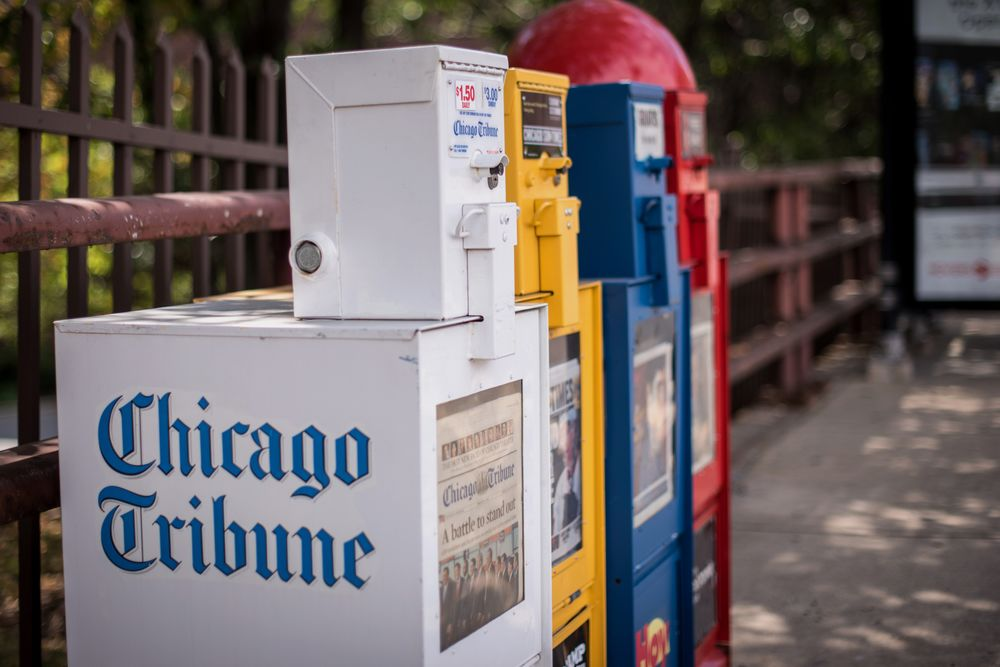 Tribune Publishing Rejects McClatchy Takeover Offer