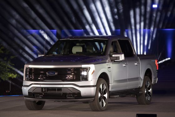 Ford Under Pressure to Provide Path to an All-Electric Future