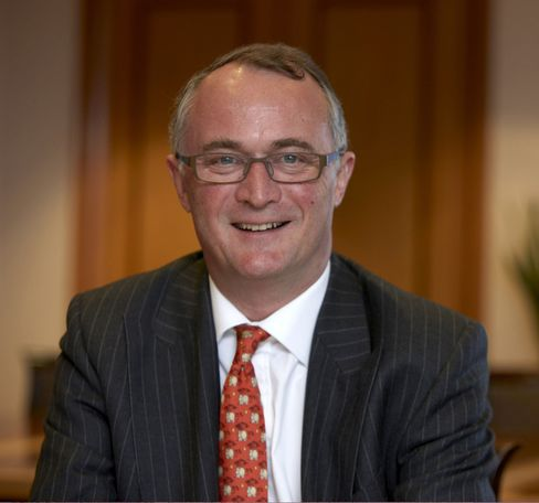 Chief Executive Officer Stephen Catlin