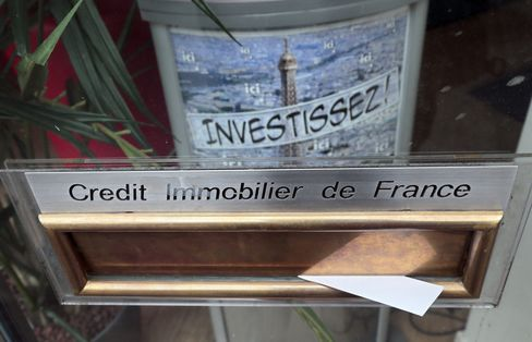 France Seeks to Save Credit Immobilier Without Spending Money