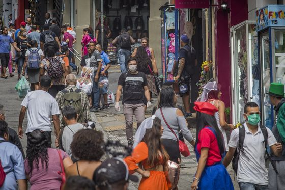 Latin America Isn't Ready for the Virus Onslaught Headed Its Way
