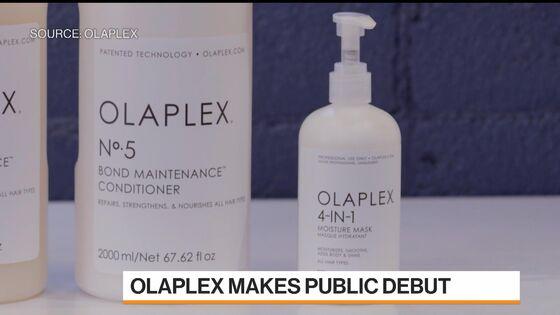 Advent's Shampoo Maker Olaplex Rises After $1.6 Billion IPO