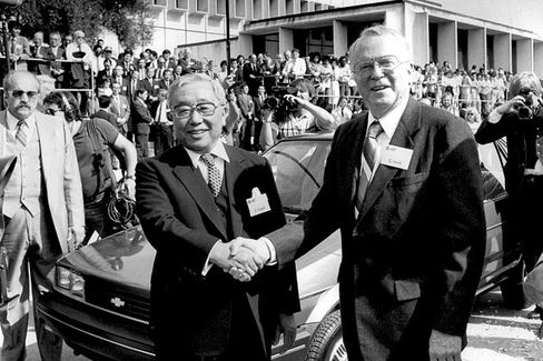 The Legacy of Eiji Toyoda