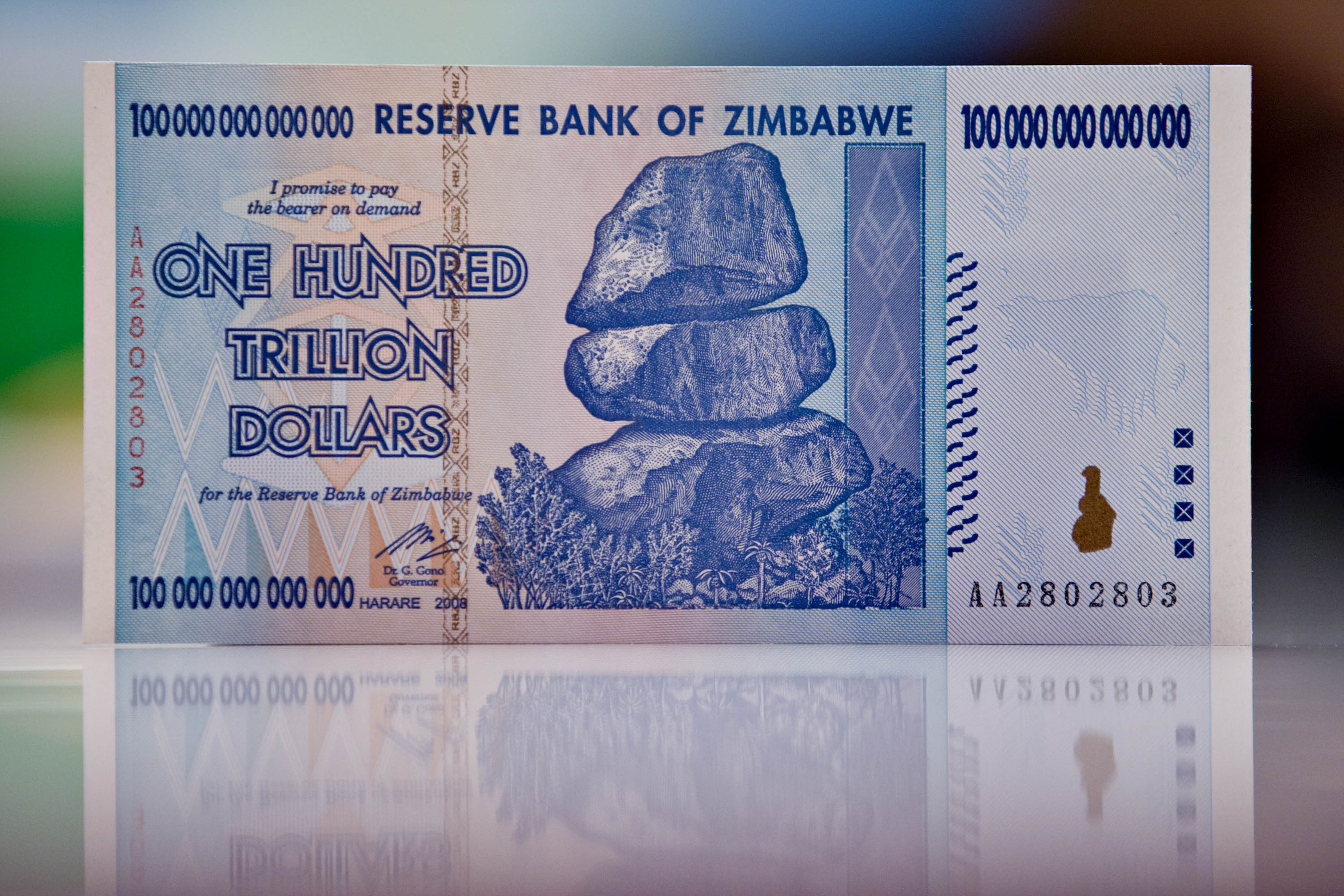 Zimbabwe To Allow Dollar Trading Ease Currency Squeeze