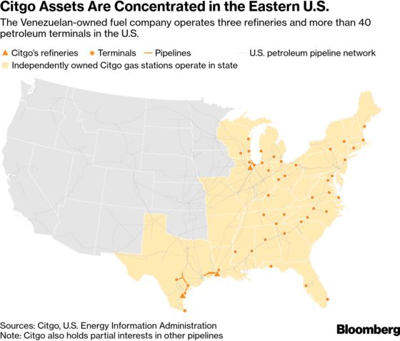 Citgo, PDVSA's Crown Jewel and Focus of the Guaido-Maduro Battle