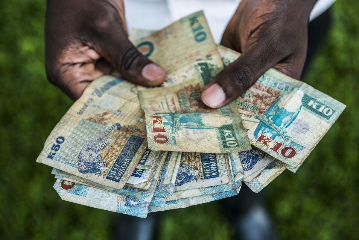 Zambian Kwacha Rebounds as Central Bank Raises Reserve Ratio