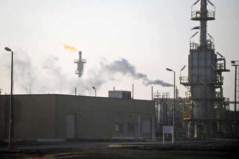 Iran Burning Gas Worth Billions