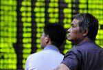 Chinese Stocks Fall 5.3 Percent