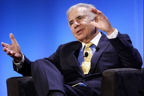 Icahn's Push on Motorola Patents Adds $600 Million to Value