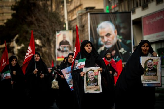 Soleimani Killing Was Justified as a Military Target, Barr Says