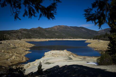 Gold Rush Ruins Show California Power in 'Dire' Straits