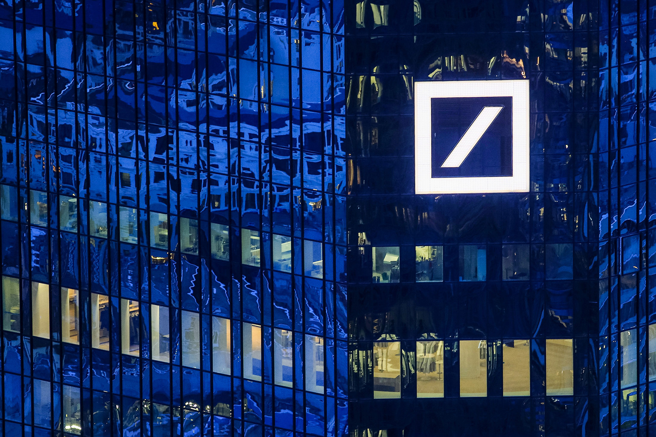deutsche bank rebuffs u s over 14 billion mortgage claim. Black Bedroom Furniture Sets. Home Design Ideas
