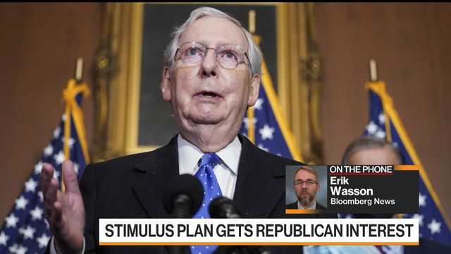 Pelosi, McConnell Making Progress on Stimulus Bill