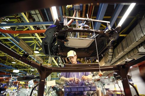 U.K. Industrial Production Increases Less Than Forecast