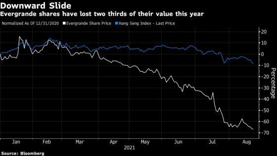 Evergrande Pledges to Fix Debt After Rare China Rebuke