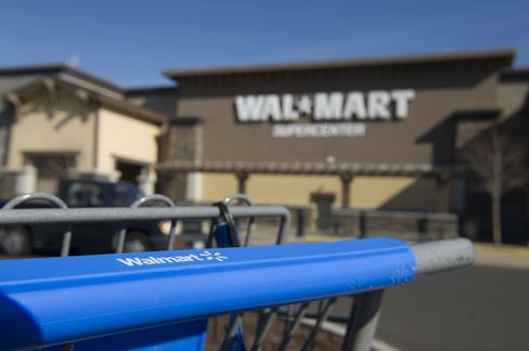 Wal-Mart May Win in India as Carrefour, Tesco Battle Slump