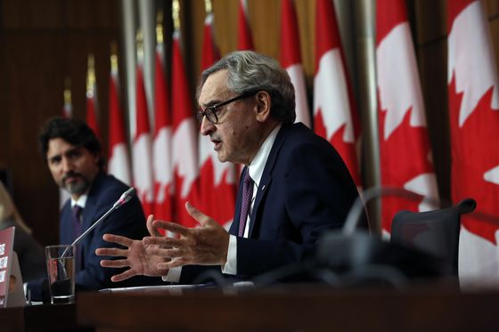 Trudeau's Finance Shake-Up Signals Full Steam Ahead on Spending