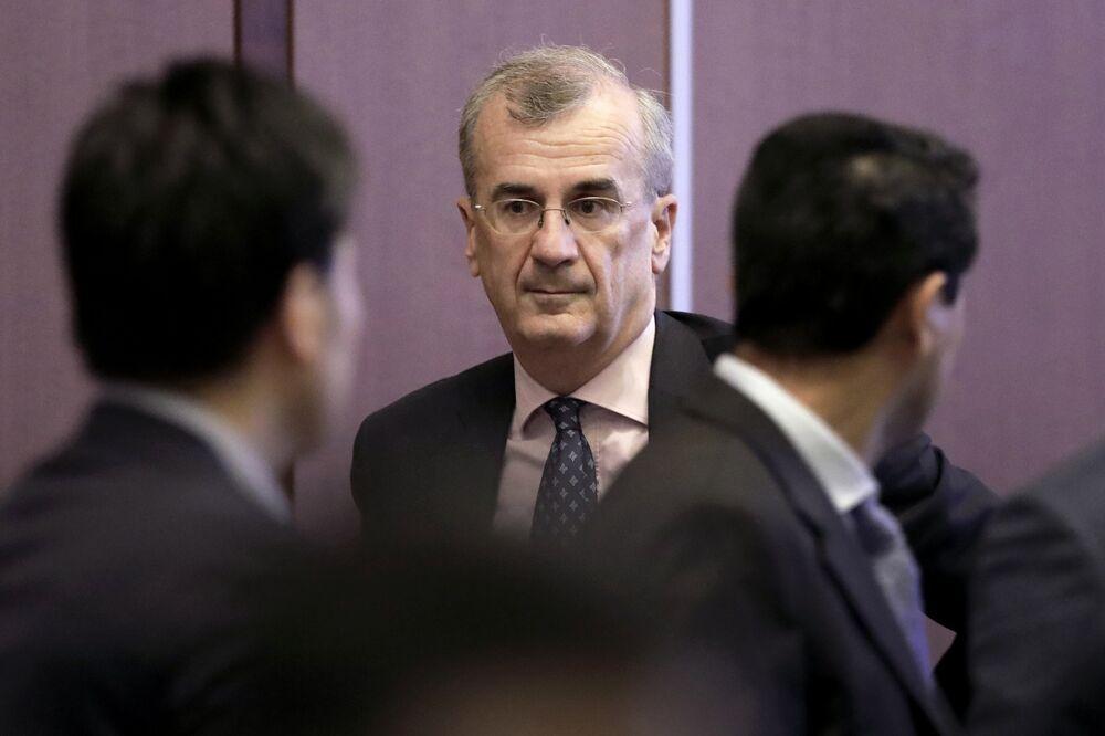 French ECB Presidential Hopeful Tells Germans He's Their Friend