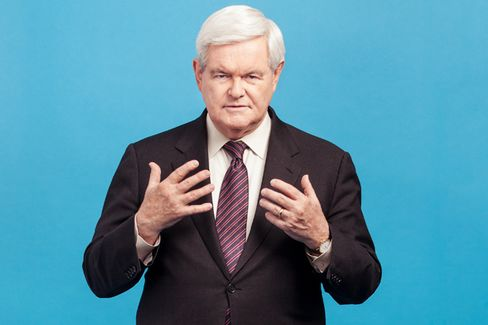 Newt Gingrich Explains Why Obama Can't Close a Deal