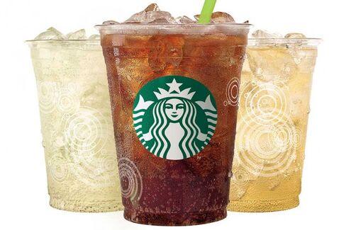 Starbucks Brings Made-to-Order Soda to 16 States